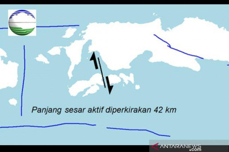 BMKG: Gempa Ambon ungkap indikasi adanya sesar aktif baru
