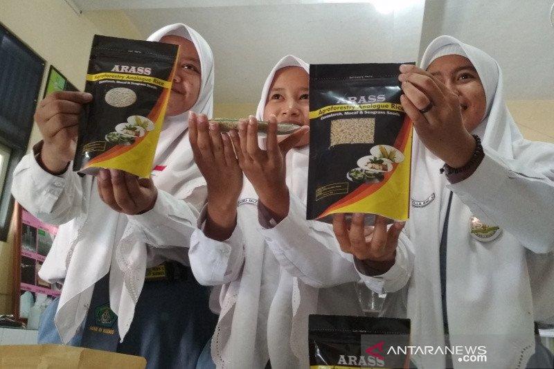 Beras analog ciptaan pelajar MAN 1 Kudus raih perunggu di Thailand (VIDEO)