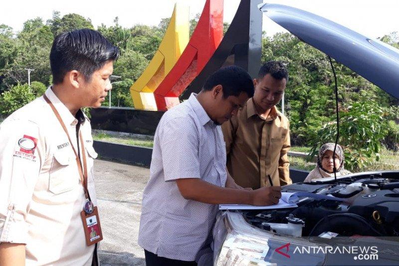 Inspektorat Padang Pariaman cek fisik kendaraan dinas