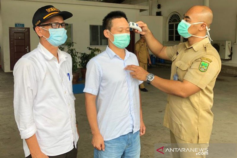 Antisipasi Corona, Tim Terpadu siap periksa kapal China di Banggai