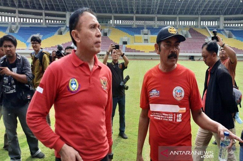 Walikota Surakarta klaim dapat izin penggunaan Stadion Manahan laga Persis vs Persib