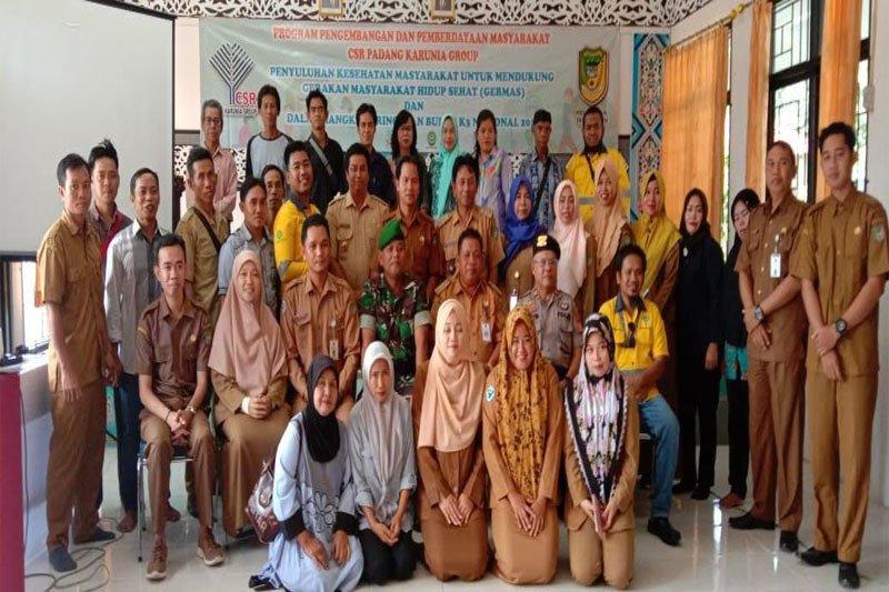 Camat Teweh Baru apresiasi Padang Karunia berikan CSR