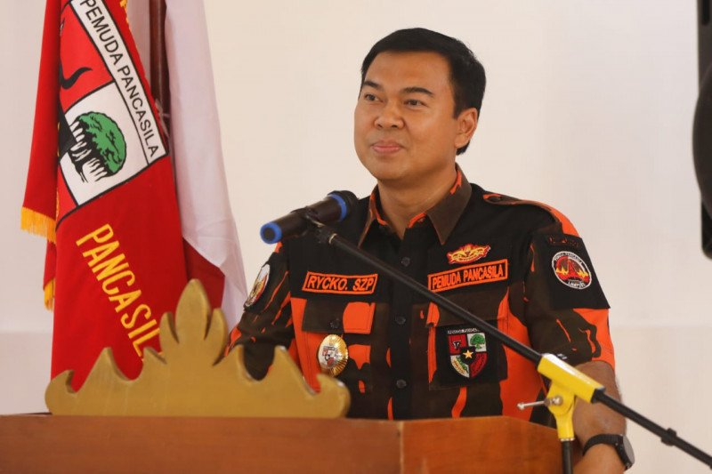 Ketua MPW Pemuda Pancasila minta kader berperan dalam pembangunan daerah