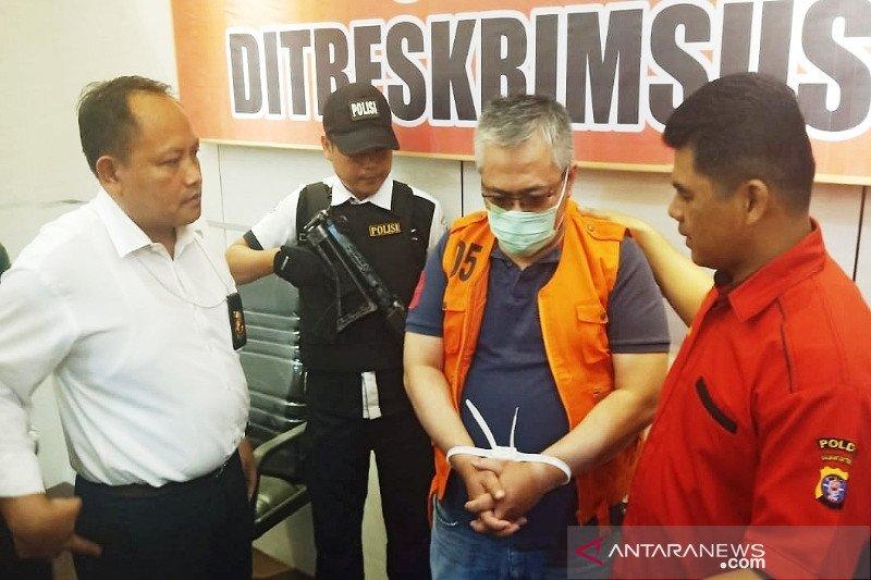 Polda Kalteng limpahkan berkas tersangka baru korupsi kas Pemkab Katingan