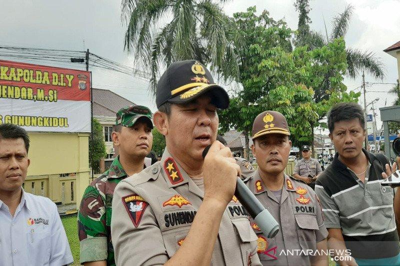 Kapolda DIY ingatkan polisi jaga netralitas dalam Pilkada 2020