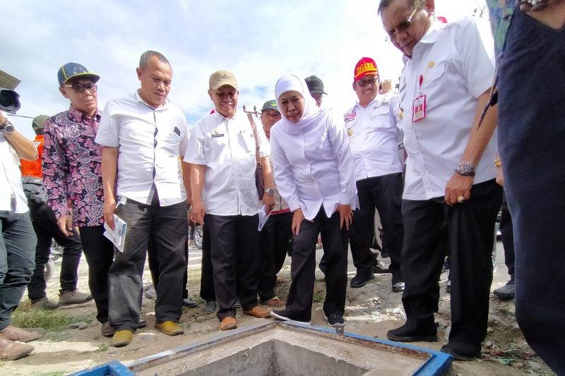 Gubernur Sulteng apresiasi bantuan air bersih dari Pemrov Jawa Timur