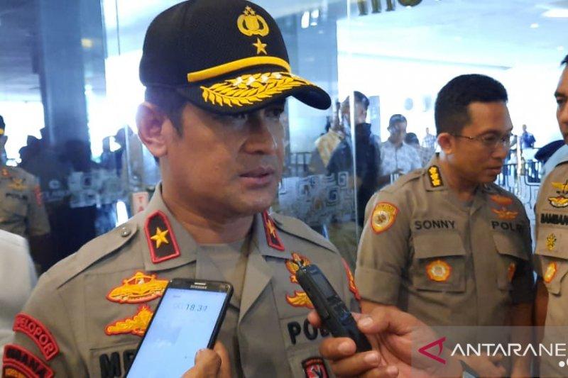 Polisi amankan tiga perusuh saat Kongres PAN di Kendari