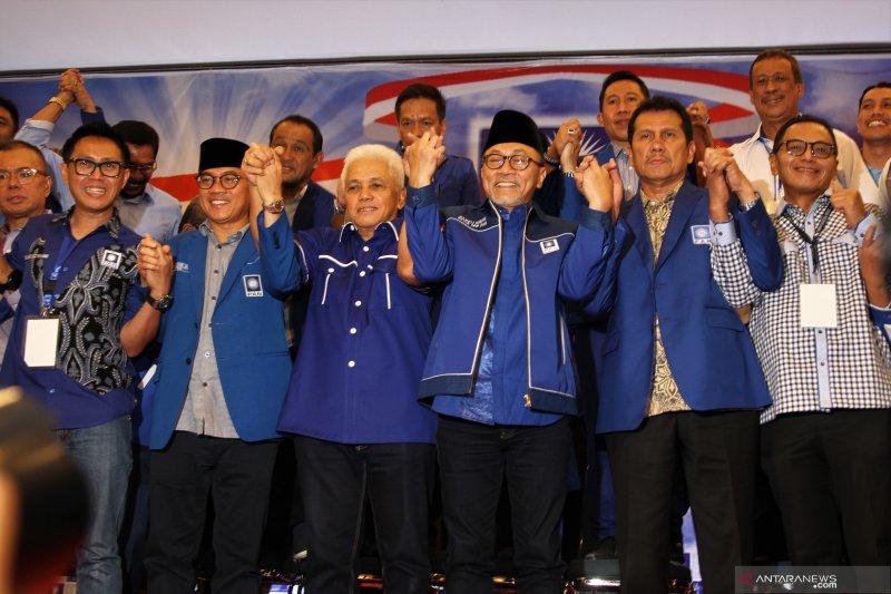 Tutup Kongres V PAN, Zulhas minta kader bersatu