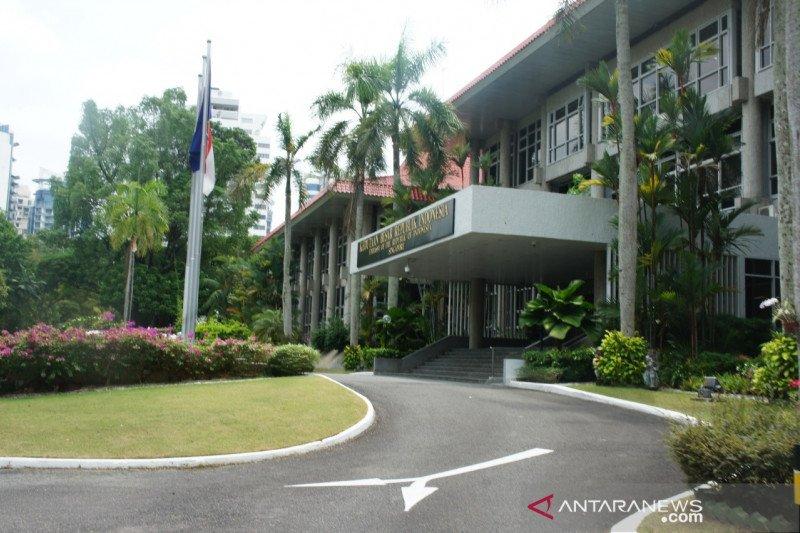 WNI positif corona di Singapura dalam kondisi stabil