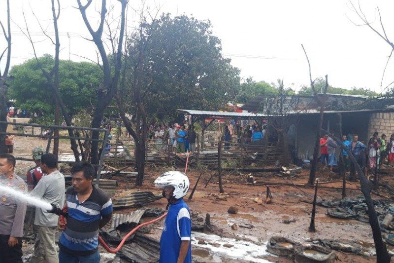 Polisi Sabu Raijua selidiki terbakarnya APMS