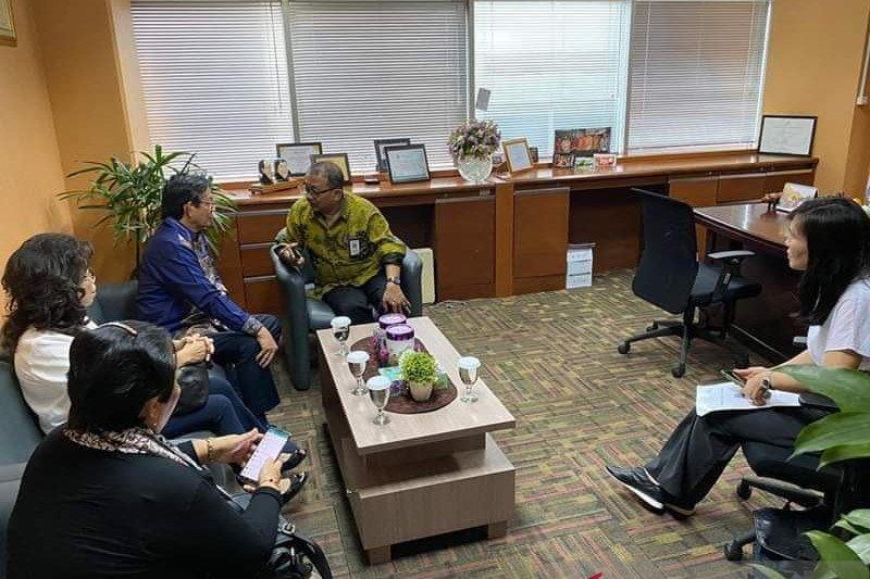 Wali Kota Manado diskusikan persiapan Manado Fiesta 2020 di Kemenparekraf