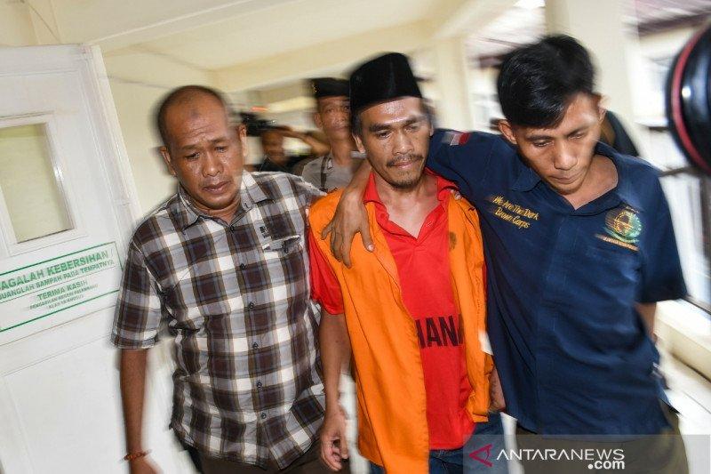 Tok, otak pembunuhan sopir GoCar di Palembang divonis mati