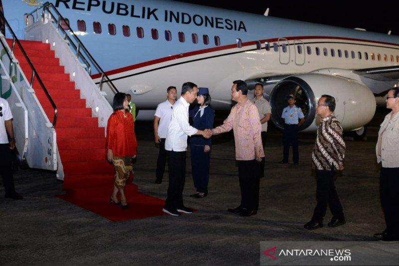 Presiden Jokowi akan mengunjungi Taman Nasional Gunung Merapi