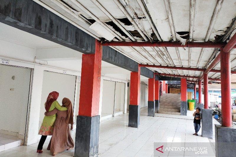 DPRD Kotim ingatkan pembagian kios Eks Mentaya prioritaskan pedagang lama