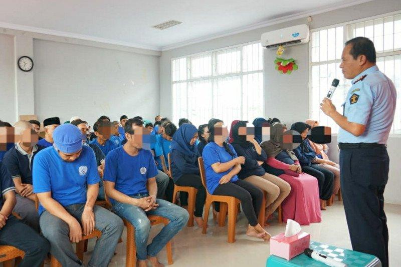 Kepala Rutan Makassar serap aspirasi warga binaan