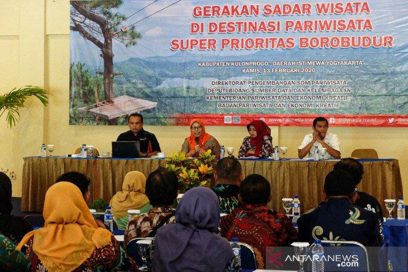 Kemenparekraf laksanakan pengembangan masyarakat pariwisata Kulon Progo