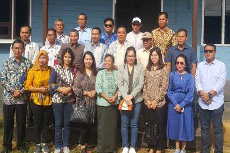 Pantau pelaksanaan CSR, Komisi II DPRD Kalteng kunjungi PBS