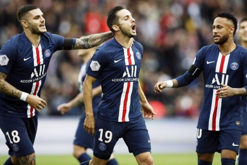 PSG ke semifinal Piala Prancis, setelah gilas Dijon 6-1