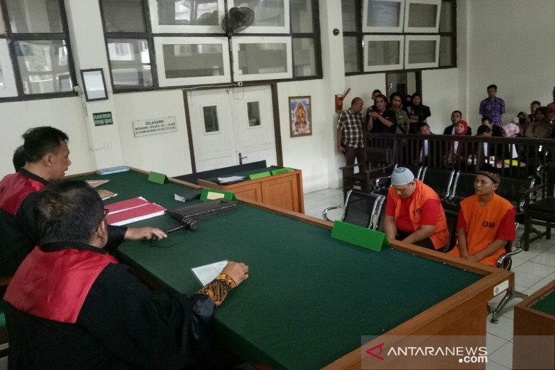 Dua terdakwa pembunuhan ASN secara sadis terancam pidana mati