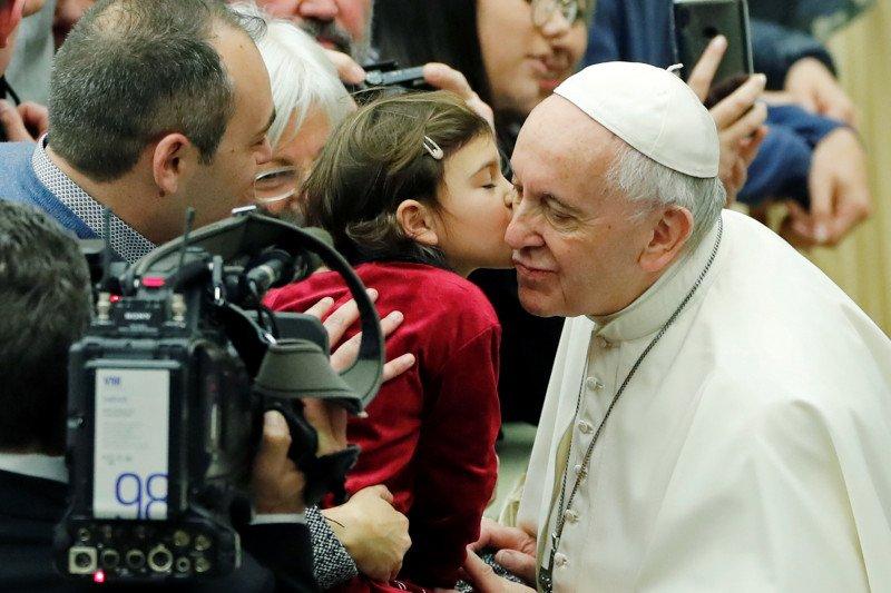 Vatikan, China lakukan pertemuan diplomatik tingkat tinggi