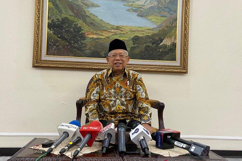 Wapres Ma'ruf Amin: Pemerintah antisipasi eks kombatan masuk ke Indonesia