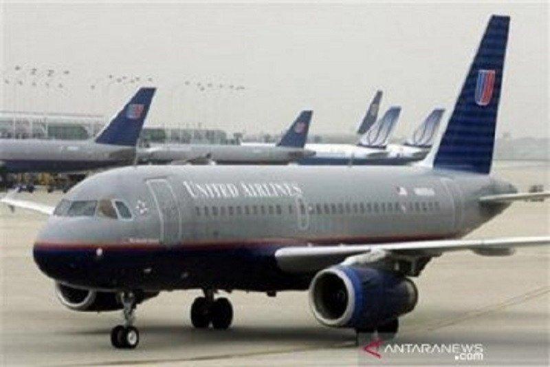 Maskapai AS, United Airlines batalkan penerbangan ke China sampai akhir April
