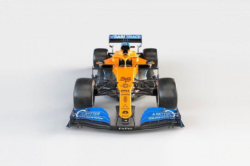 McLaren siapkan MCL35 untuk pertarungan ketat papan tengah F1 2020