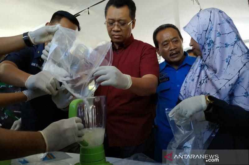 Gubernur NTB memusnahkan dua kilogram sabu-sabu hasil tangkapan BNN