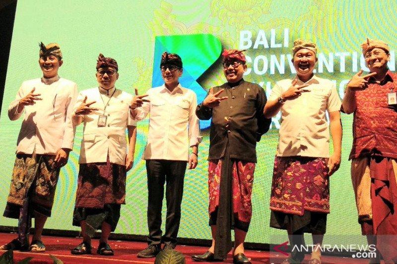Menparekraf Wishnutama resmikan peluncuran BaliCEB, wadah kelola bisnis MICE