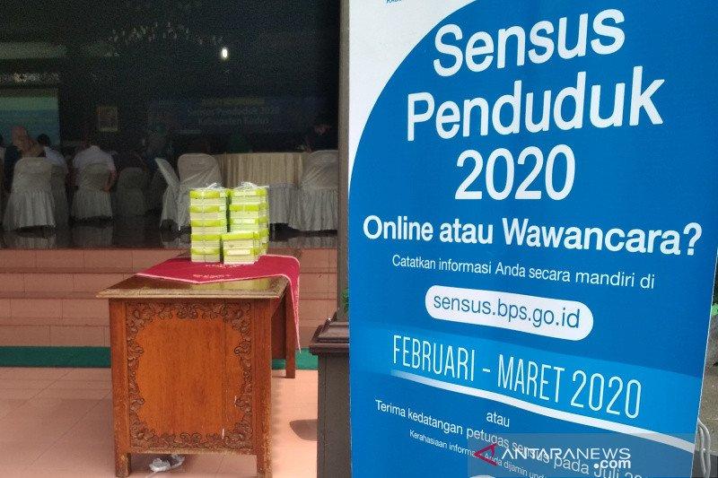 Pemkot Baubau dukung sensus penduduk 2020
