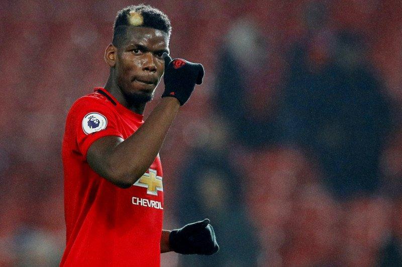 Paul Pogba mungkin pulang ke Juventus