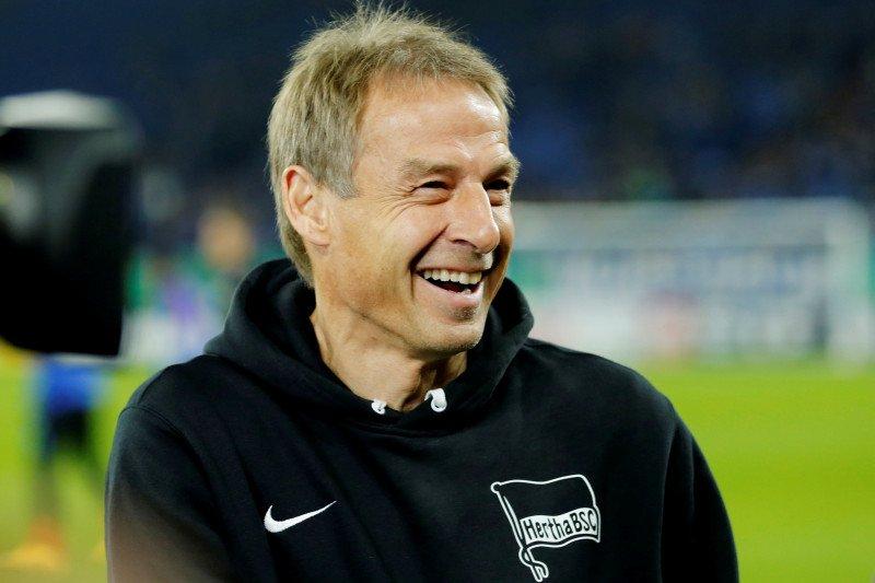 Alasan Hertha Berlin tendang Jurgen Klinsmann dari manajemennya