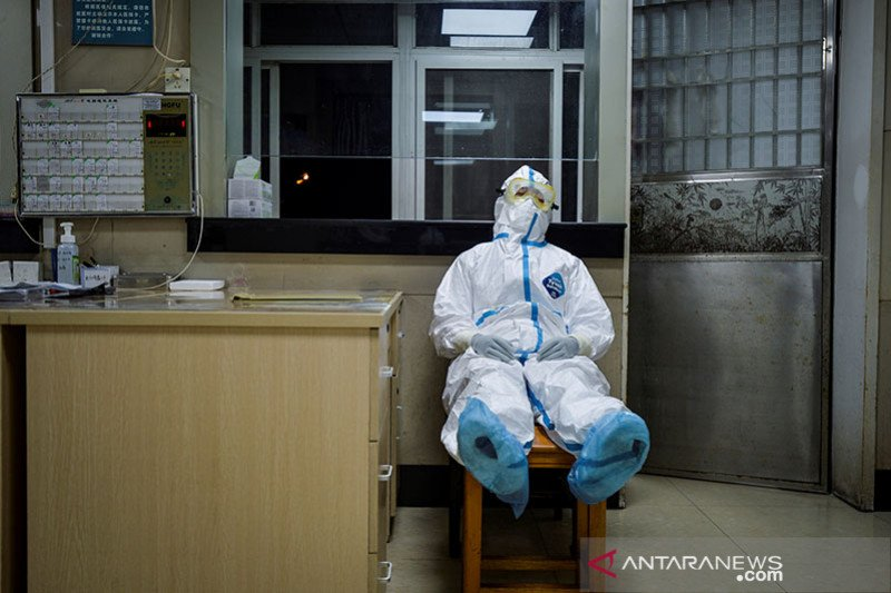 China:  1.716 petugas kesehatan terinfeksi wabah virus corona
