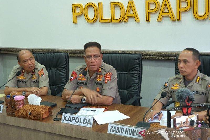 Kapolda Papua bantah laporan Veronica Koman terkait tahanan politik