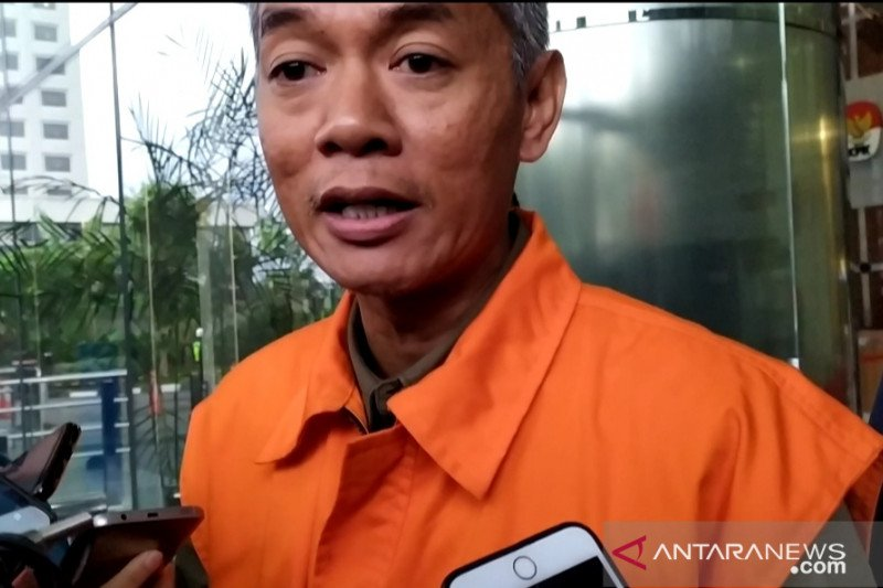 Wahyu Setiawan serahkan bukti setoran pengembalian uang ke KPK