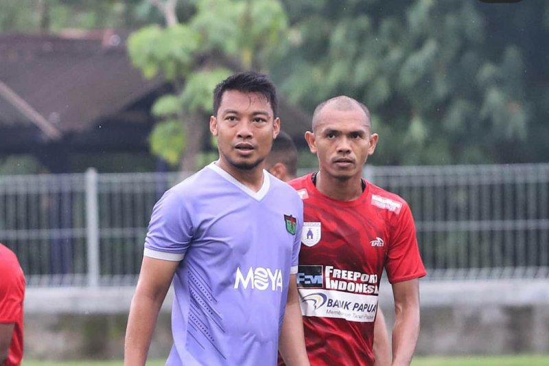 Persita tatap Liga 1 dengan optimistis usai Imbangi Persipura dalam laga persahabatan