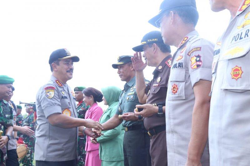 Kabaharkam Polri hadiri baksos bersama TNI tingkatkan sinergitas