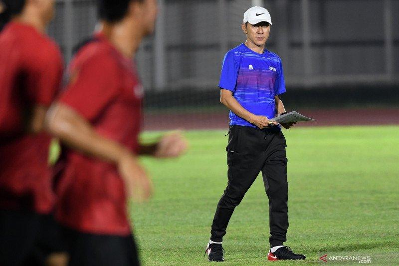 Shin Tae-yong belum beri peta jalan program timnas senior