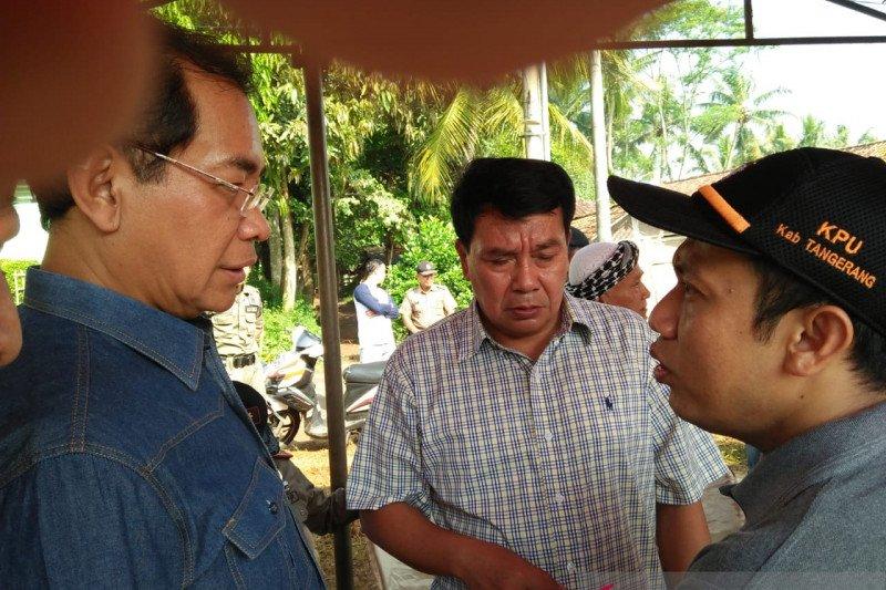 Desa dan kelurahan tangguh bencana dibentuk Kabupaten Tangerang