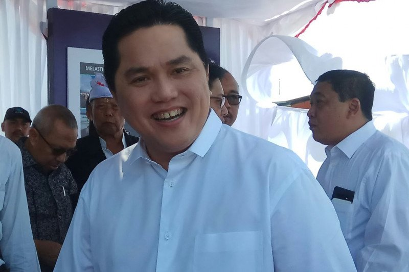 Menteri BUMN dukung pengembangan Pelabuhan Benoa untuk pariwisata