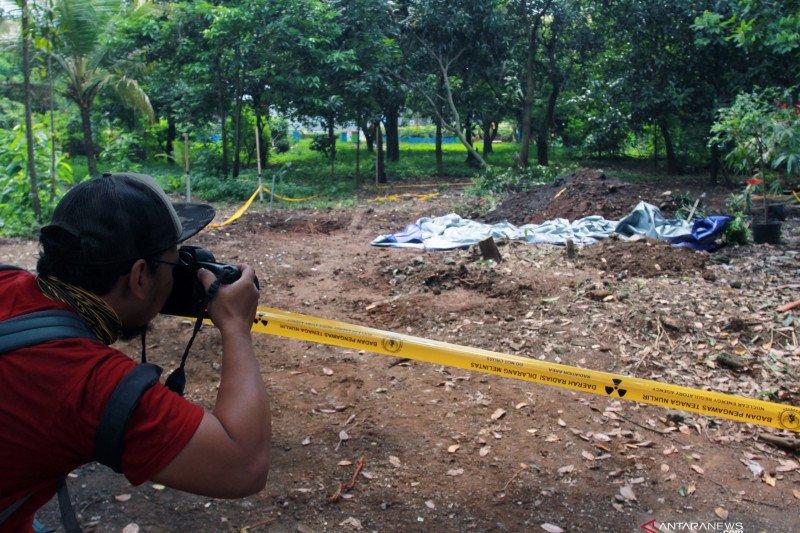 Warga diminta tidak masuki lokasi terkontaminasi nuklir di Serpong