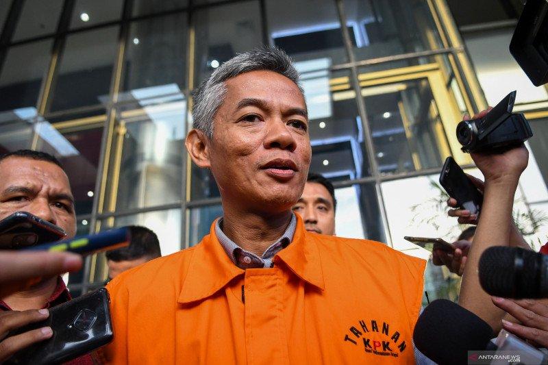 Pemeriksaan lanjutan mantan Komisioner KPU Wahyu Setiawan