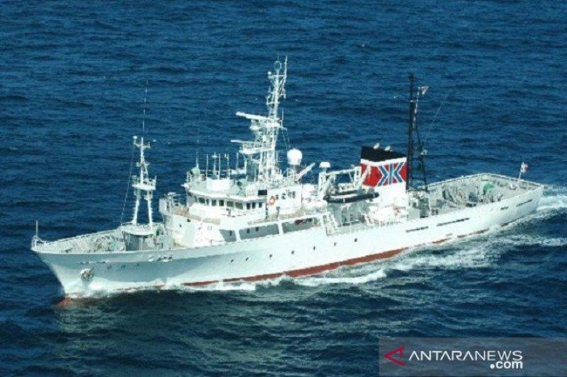 Jepang resmi hibahkan kapal pengawas Hakurei Maru kepada Indonesia