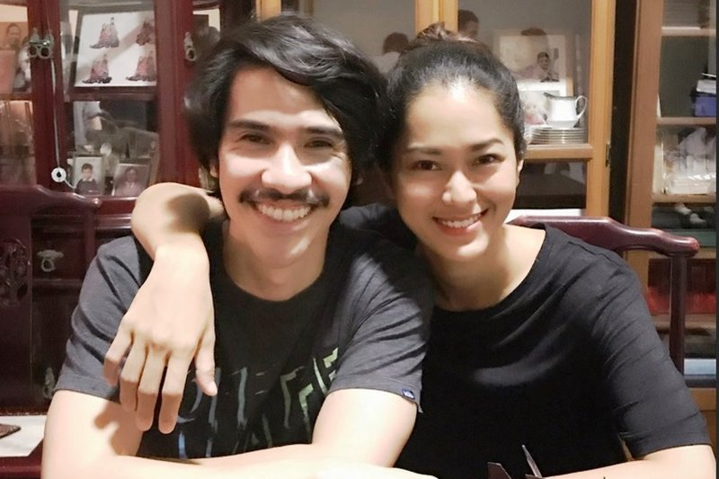 Iedil Putra dan Prisia Nasution tak rayakan Valentine