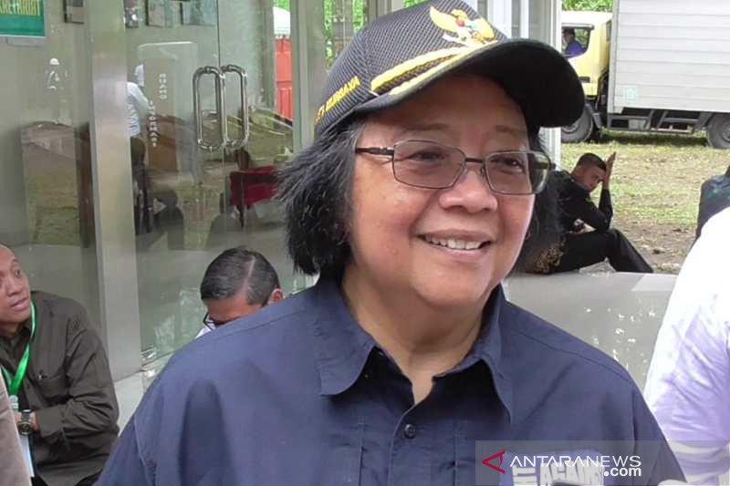 Keberadaan Taman Nasional Merapi bagian dari perlindungan masyarakat