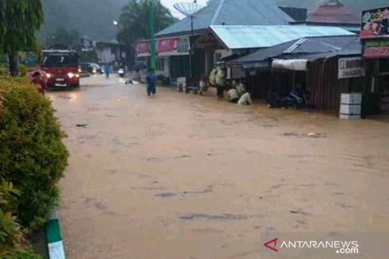 Painan direndam banjir