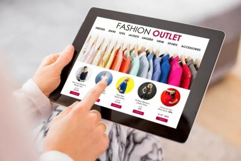 Tips beli baju tepat di e-commerce