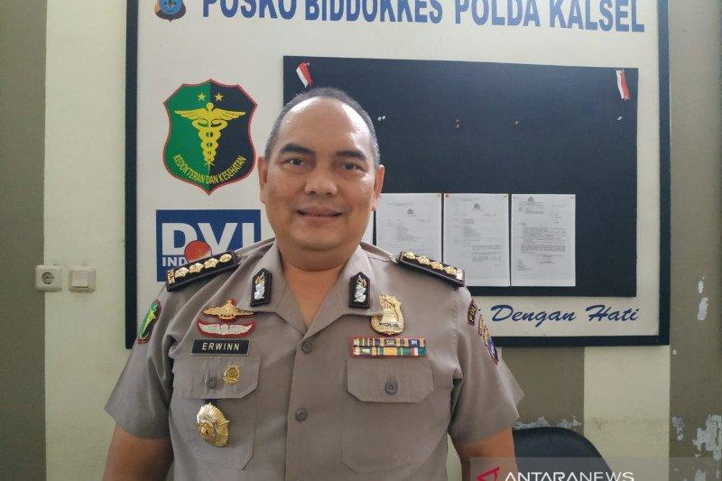 Biddokkes Polda : ABK pasien RSUD Kotabaru Ispa