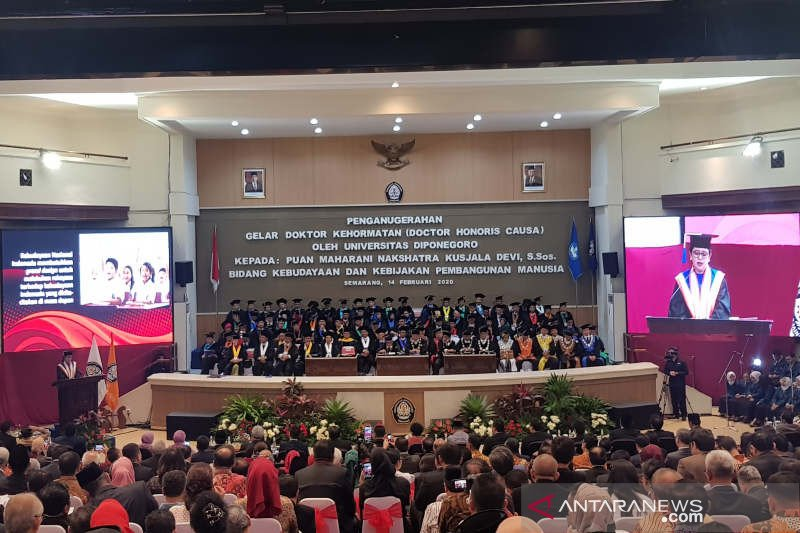 Negara harus jamin pembangunan berkebudayaan Indonesia, kata Ketua DPR
