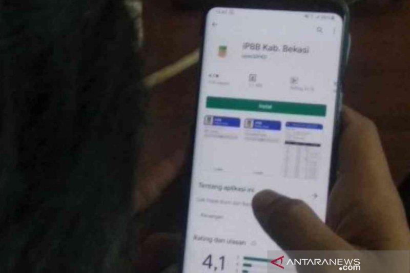 Pemkab Bekasi luncurkan aplikasi iPBB permudah cek tagihan